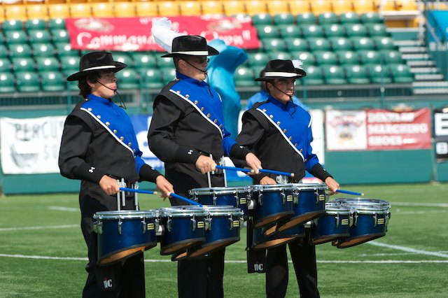 Corps History The Crossmen Drum and Bugle Corps was founded on October 1 1974 by a merger of two suburban Philadelphia drum and bugle DampB corps the Keystone