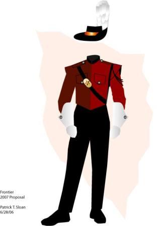 Drum Corps Uniform 11
