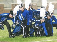 Blue Devils, Concord, CA, Drum Corps World photo by Ron Walloch