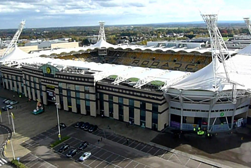 DCE Championships Stadium - Parkstad Limburg Stadium in Kerkrade - Netherlands