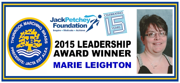 JP - 2015 Leadership Award Winner - RMarie Leighton