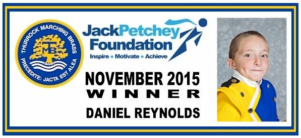 JP - November 2015 Winner
