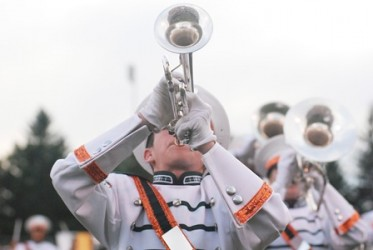 Pioneer, Milwaukee, WI, 2011.  (Drum Corps World photo by Ron Walloch)