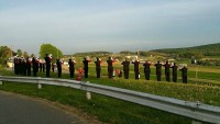 Skyliners Brass May 2015