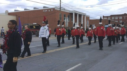 Skyliners Drum Corps - Scranton Saint Patricks Parade On the Move 800x522