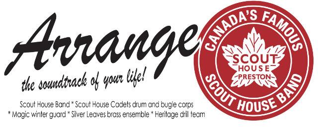 'arrange' logo