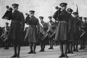 US Army Bugle Corps, c.1925